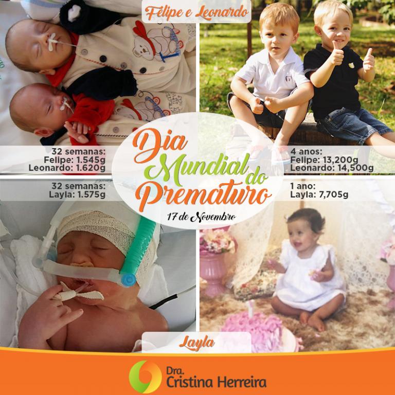 Dia Internacional do Prematuro